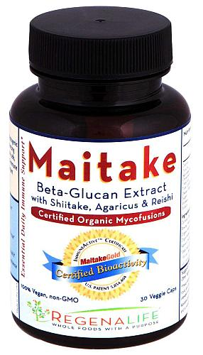 Maitake Mushrooms Beta Glucan